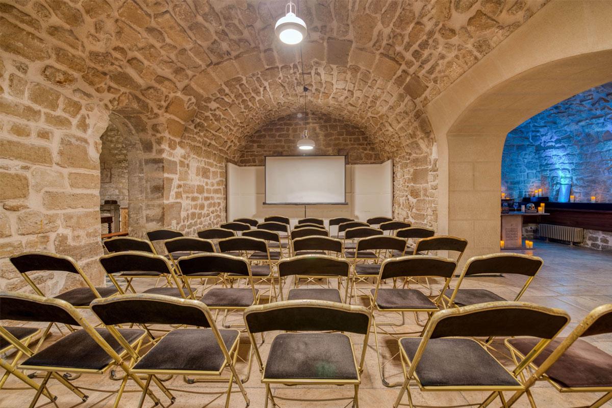 salle de présentation